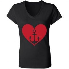 Love Anchor Tee