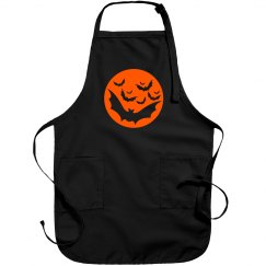 Plus Size Halloween Apron