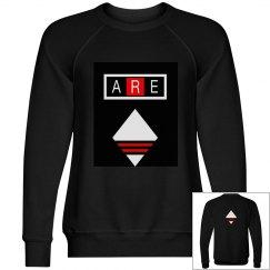 ARE Classic Diamond Crew Sweatshirt