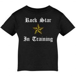 Rock Star In Training