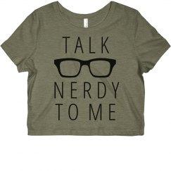 Talk Nerdy To Me