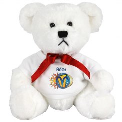 Aries Teddy Bear