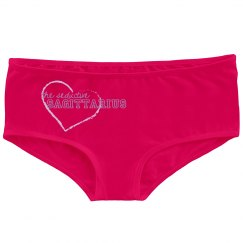 The Seductive Sagittarius Undies