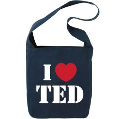 I love Ted