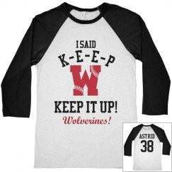 KEEP It Up Softball