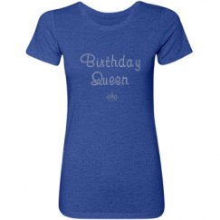 Rhinestone Birthday Top