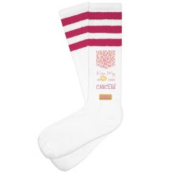 Ladies KMAC CANCER Socks