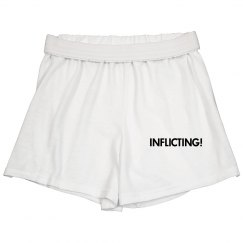 Inflicting Workout Shorts