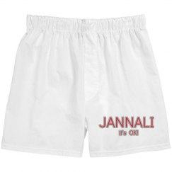 Unisex Undies - Jannali it's OK!