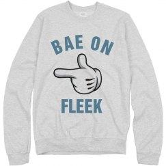 My Bae On Fleek Guy