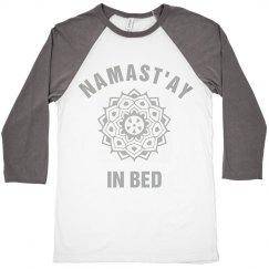 Namast'ay In Bed Crop