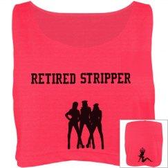 Retired Stripper Halter