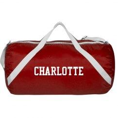 Charlotte sports bag