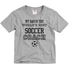 Dad Is The World's Best Coach