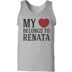 Heart belongs to Renata