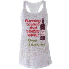 Fnish Wine Tank