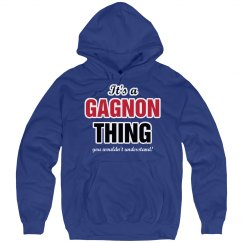 it`s a Gagnon thinf