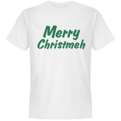 Merry Christmeh (Green)
