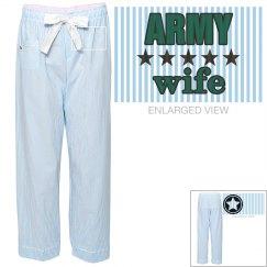 Army Wife Lounge Pants