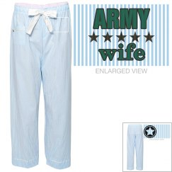 Army Wife Lounge Pants