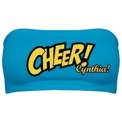 Cynthia at Cheer Camp