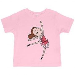 Kids Ballerina Tee