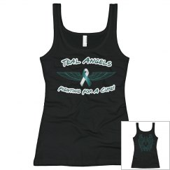 Teal Angels Tank CC