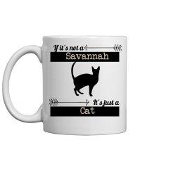 Snarky Savannah Mug
