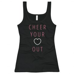 Cheer Your Heart Out Tank