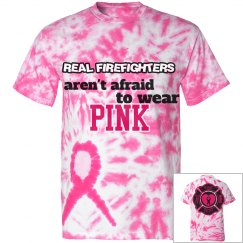 Real Firefighters Wear Pink