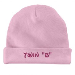 Twin B Infant Hat