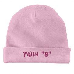 Twin B Infant Hat