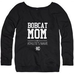 Bobcat XC Mama Paw Print