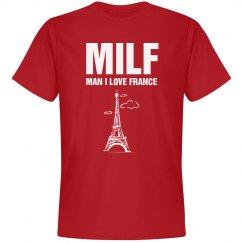 Man I love France