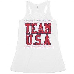 Team USA Drinking