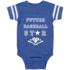We got a future baseball star