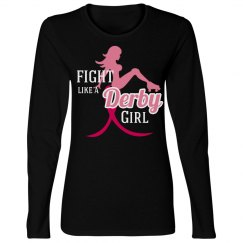 Fight Like A Derby Girl