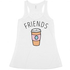 Coffee And Donuts Best Friends