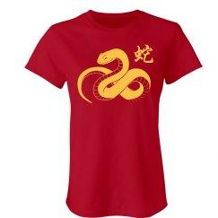 Snake Zodiac T-Shirt
