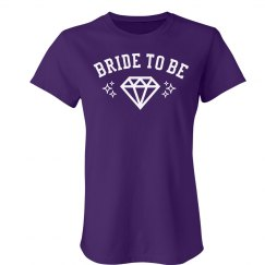 Bride To Be Rhinestone