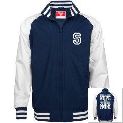Softball mom Bomber Jacket