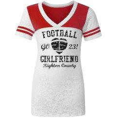 Football Girlfriend of 23
