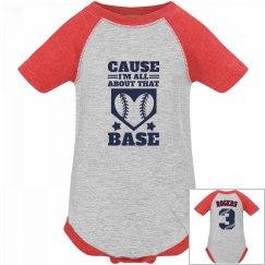 Baby ballplayer