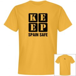 KEEP SPAIN SAFE