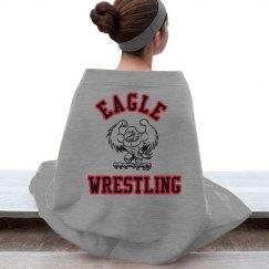 Wrestling stadium blanket