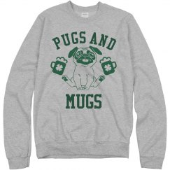 St Paddy's Pugs And Mugs