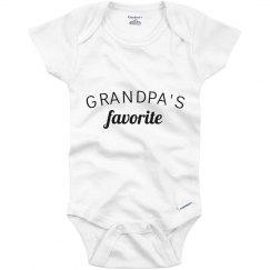Grandpa's Favorite