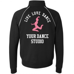 Live Love Dance Jacket