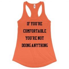 Get Uncomfortable