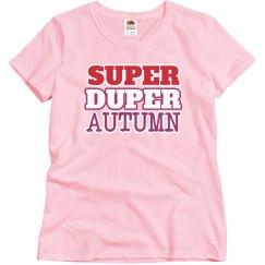 Super Duper Autumn